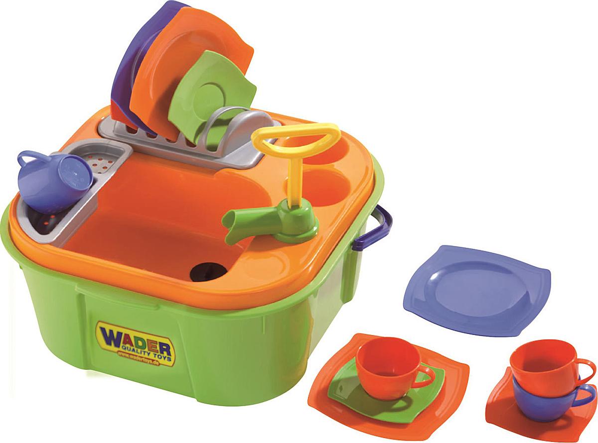 Полесье Игровой набор Мини-посудомойка - Сюжетно-ролевые игрушки