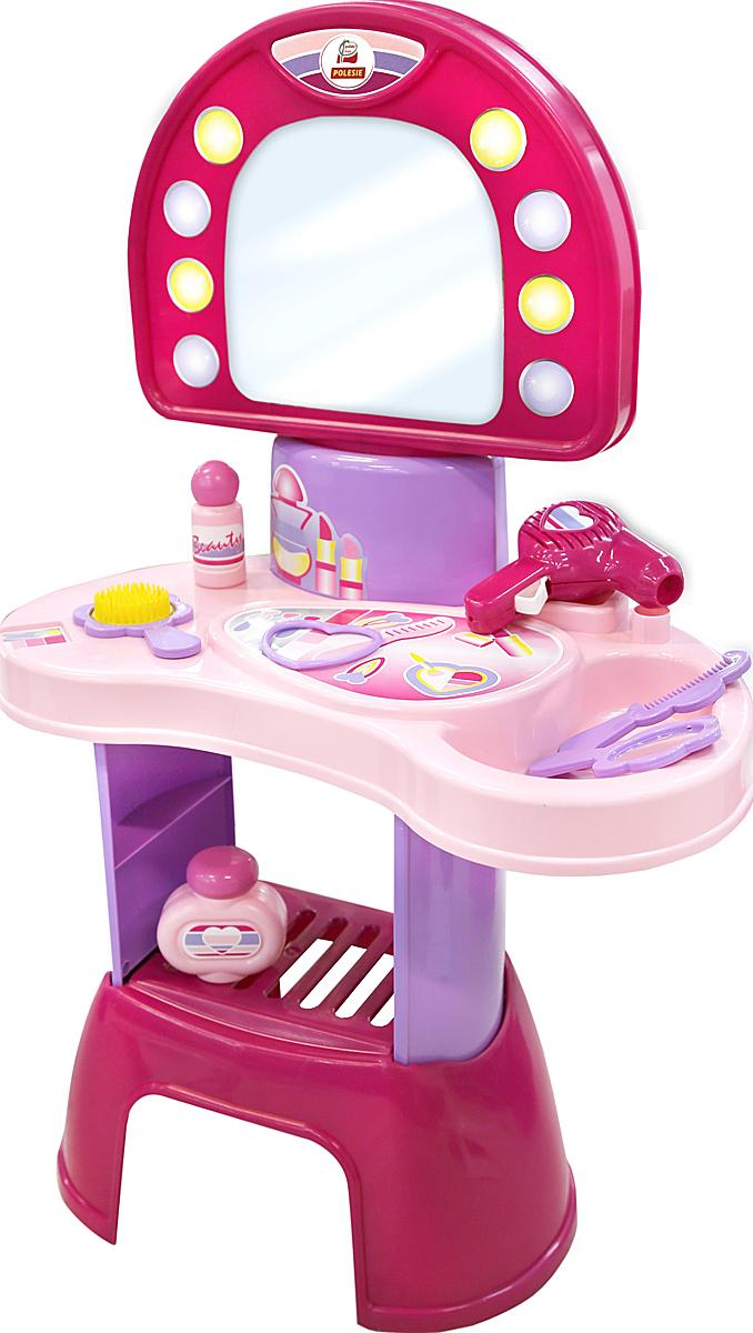 Полесье Игровой набор Салон красоты Диана №2 bubchen средство для купания младенцев 50 мл
