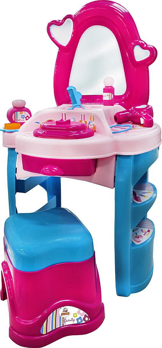 Полесье Игровой набор Салон красоты Диана №3 туалетный столик полесье салон красоты диана 4 43146 pls