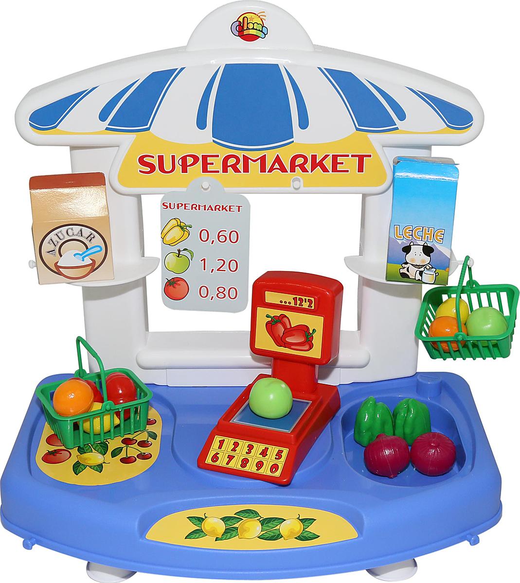 Полесье Игровой набор Супермаркет Алеся 53411