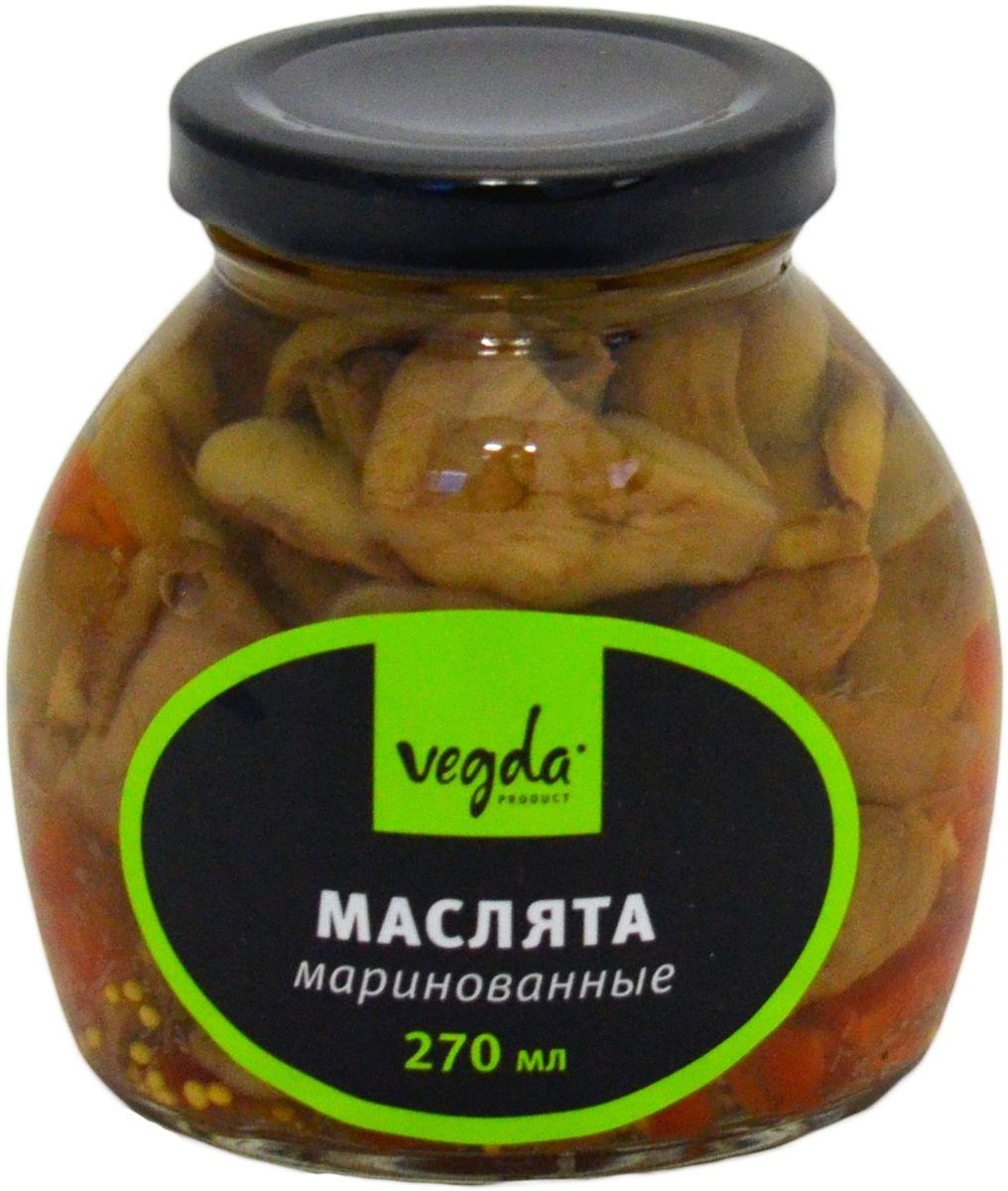 Vegda маслята маринованные, 270 мл4607045600392Продукт изготовлен из высококачественных ингредиентов, по современным технологиям.