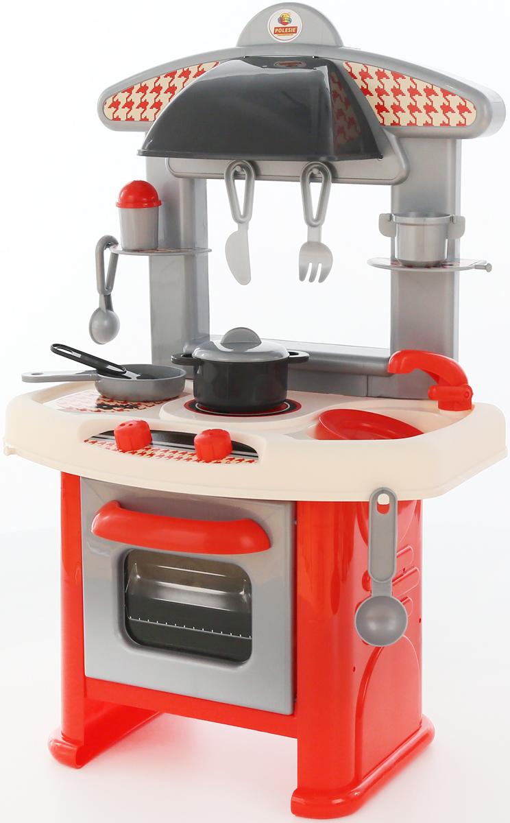Полесье Игровой набор Кухня Яна с духовым шкафом 58874 полесье набор для песочницы 406