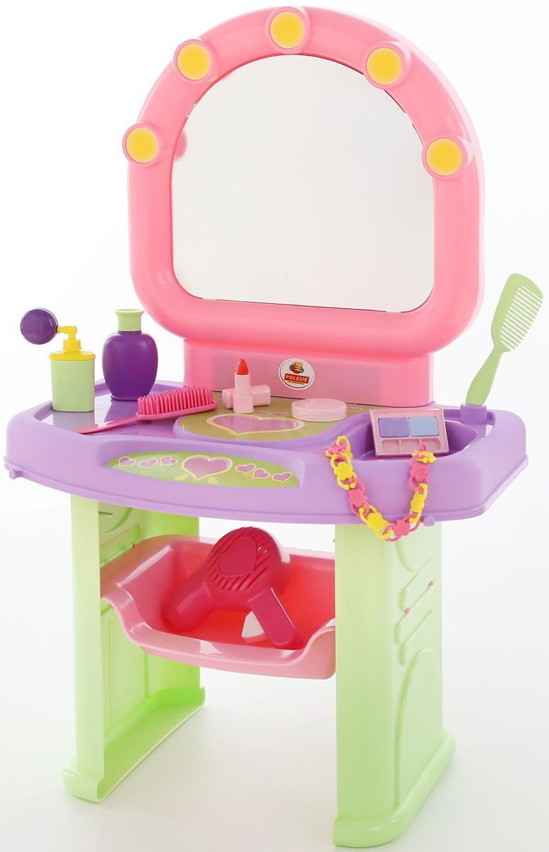 Полесье Игровой набор Салон красоты 58799 полесье полесье игровой набор салон красоты мини в пакете
