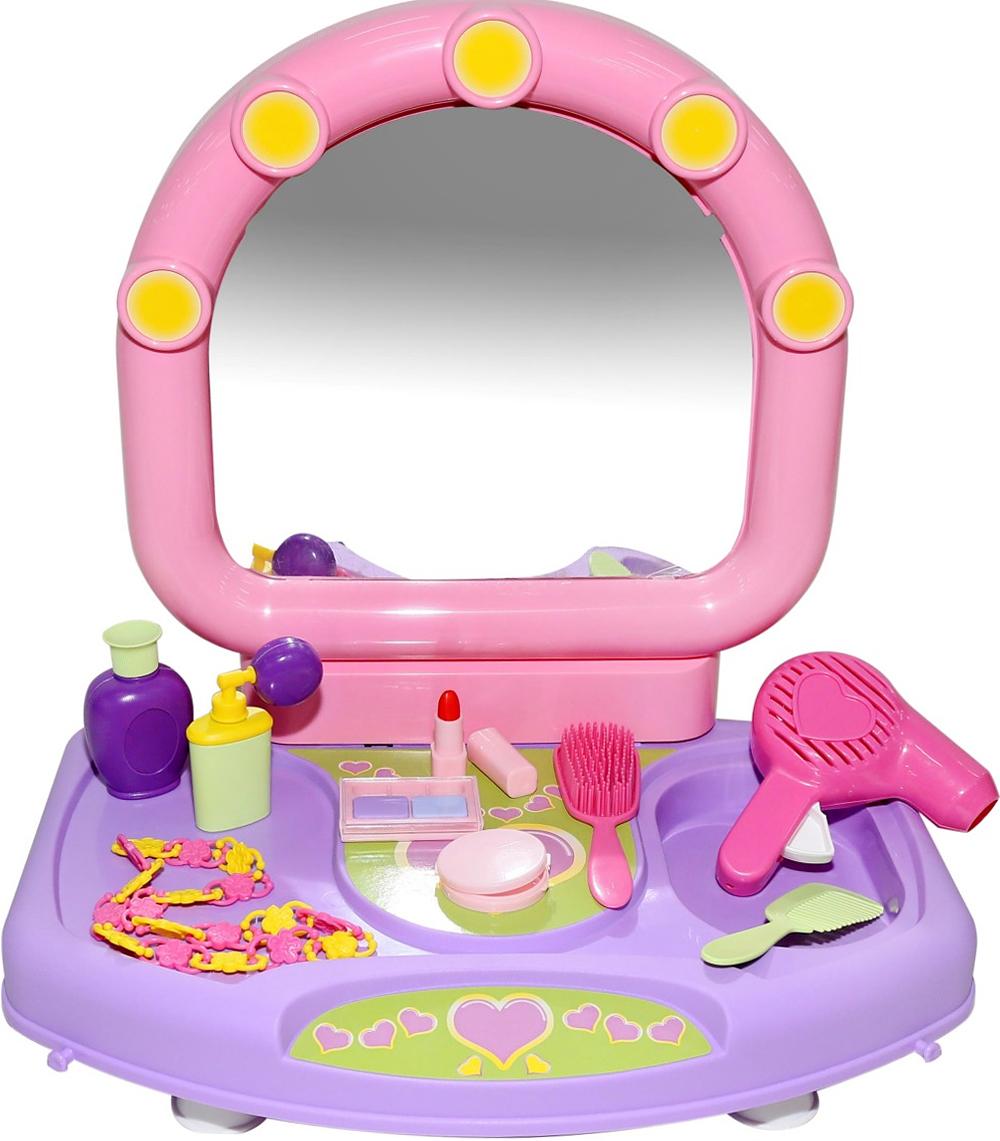Полесье Игровой набор Салон красоты Милена 58805 туалетный столик полесье салон красоты диана 4 43146 pls