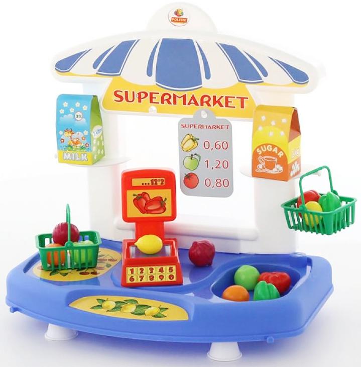 Полесье Игровой набор Супермаркет Алеся 58782