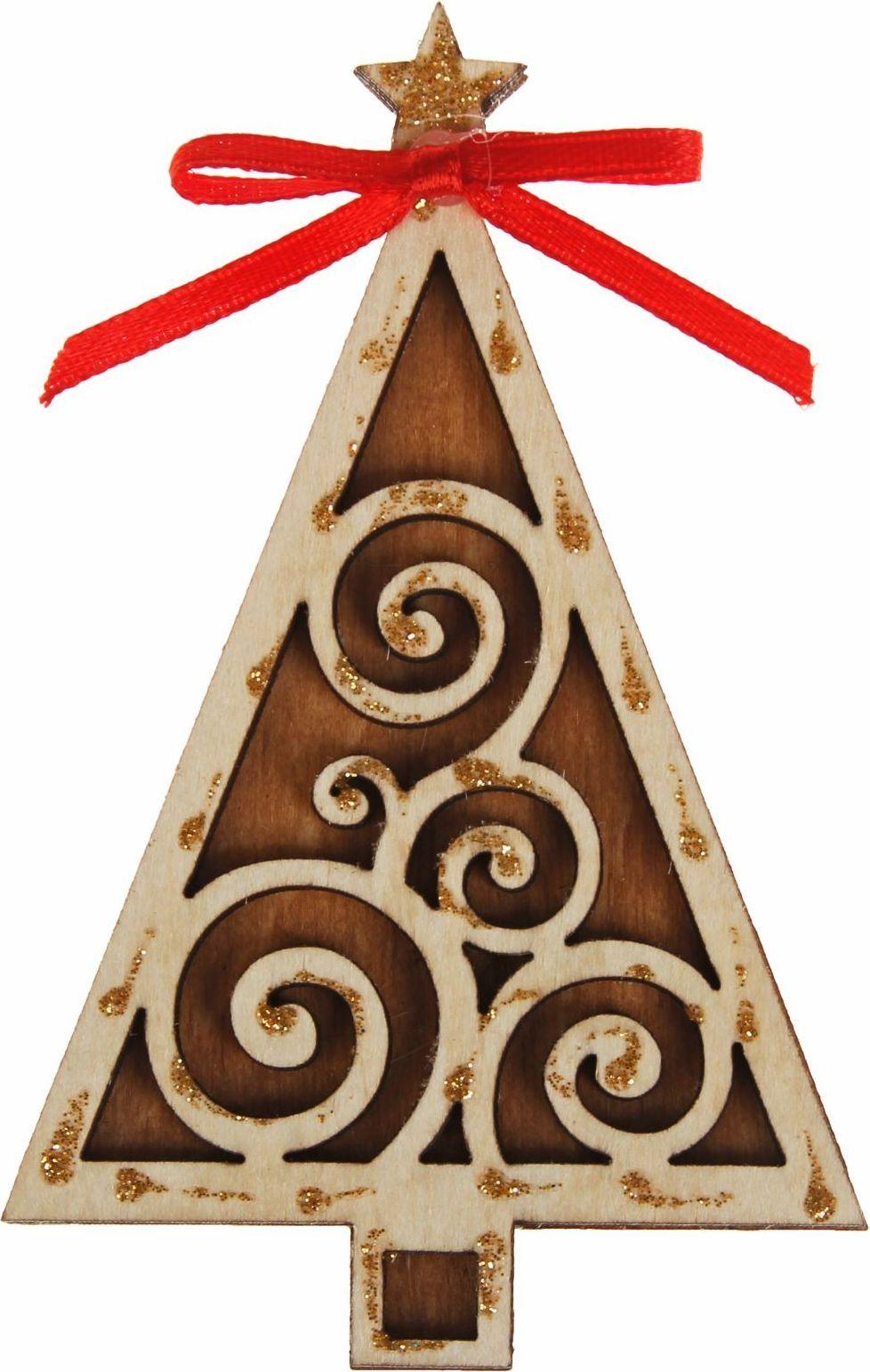 Магнит Канышевы Елочка ажурная, 6,5 х 10 см2570627Порадуйте родных и близких оригинальным сувениром: преподнесите в подарок магнит. С ним даже самый серьёзный человек почувствует себя ребёнком, ожидающим чудо! Создайте праздничное настроение, и оно останется с вами на весь год.