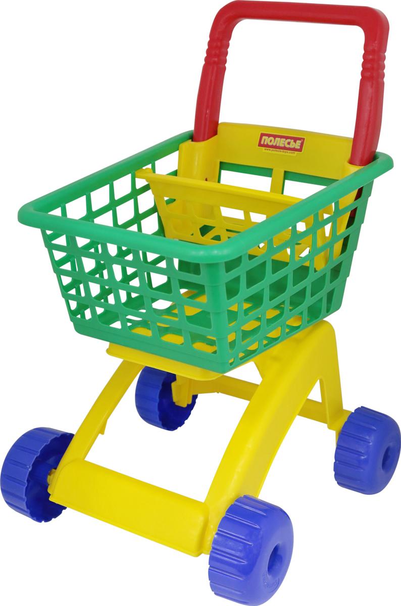 Полесье Игрушечная тележка для супермаркета