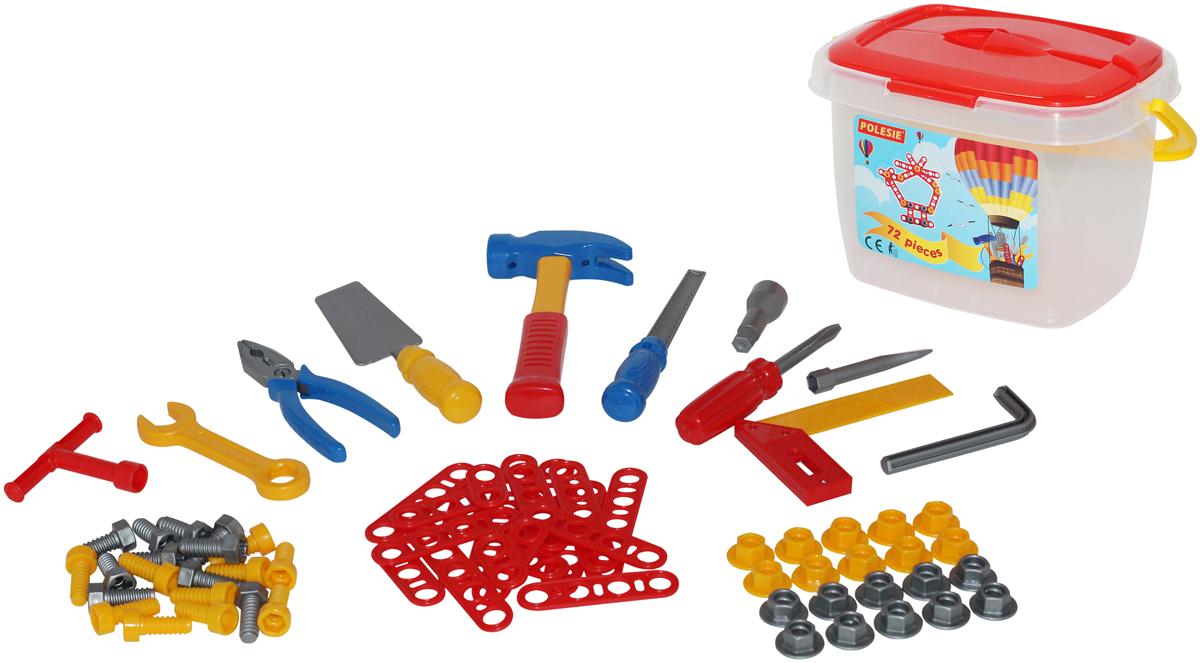 Полесье Игрушечный набор инструментов №1 полесье набор для песочницы 406
