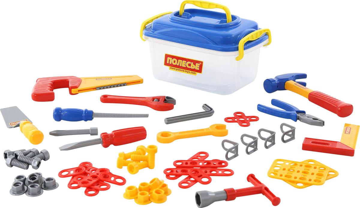 Полесье Игрушечный набор инструментов №15 полесье набор для песочницы 406