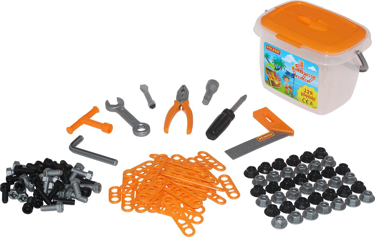 Полесье Игрушечный набор инструментов №2 полесье набор для песочницы 406