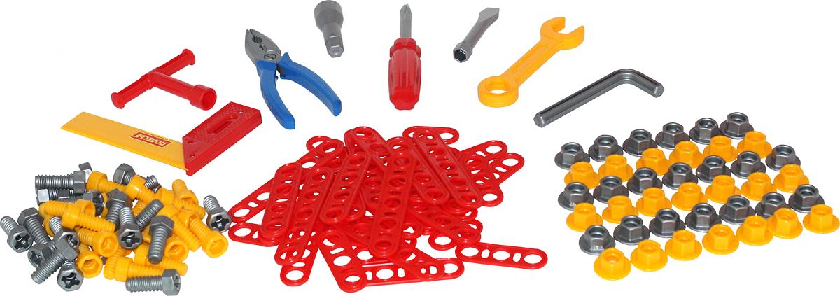 Полесье Игрушечный набор инструментов №5 полесье набор для песочницы 406