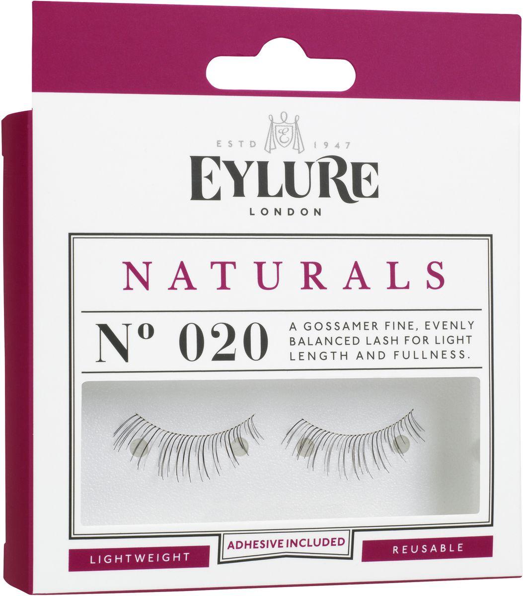 Eylure Накладные ресницы натуральные Naturals6001102Накладные ресницы из натурального волоса для создания эффекта длины.