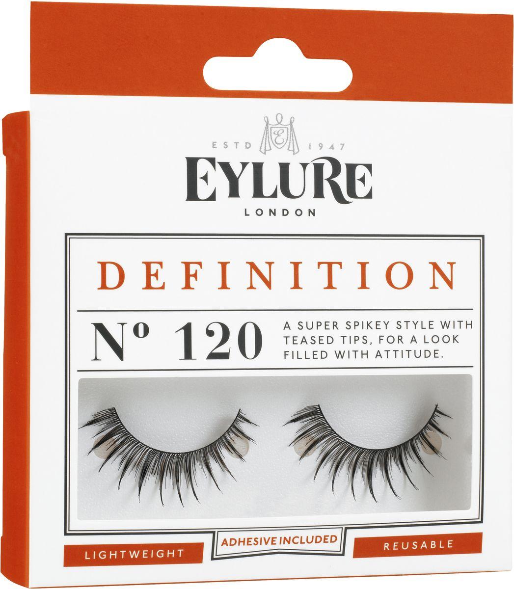 Eylure Накладные ресницы разделенные DefinitionCAR181-5204-ALНакладные ресницы из натурального волоса для создания эффекта длины.