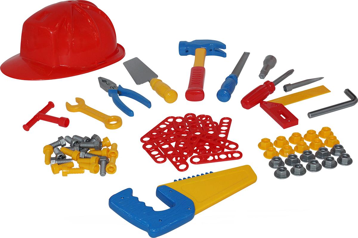 Полесье Игрушечный набор инструментов №8 полесье набор для песочницы 406
