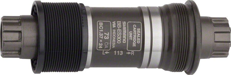 Каретка Shimano ES300, 73/113 мм, без болтов