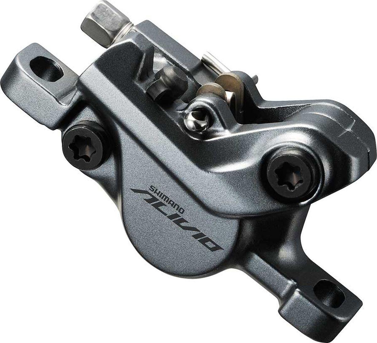Калипер гидравлических тормозов Shimano M4050 post mount, без адаптера