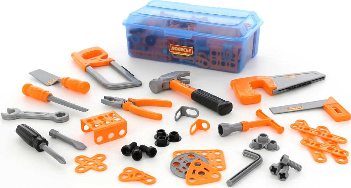 Полесье Игрушечный набор инструментов №9 цвет в ассортименте автомобиль полесье жук цвет в ассортименте в ассортименте 780