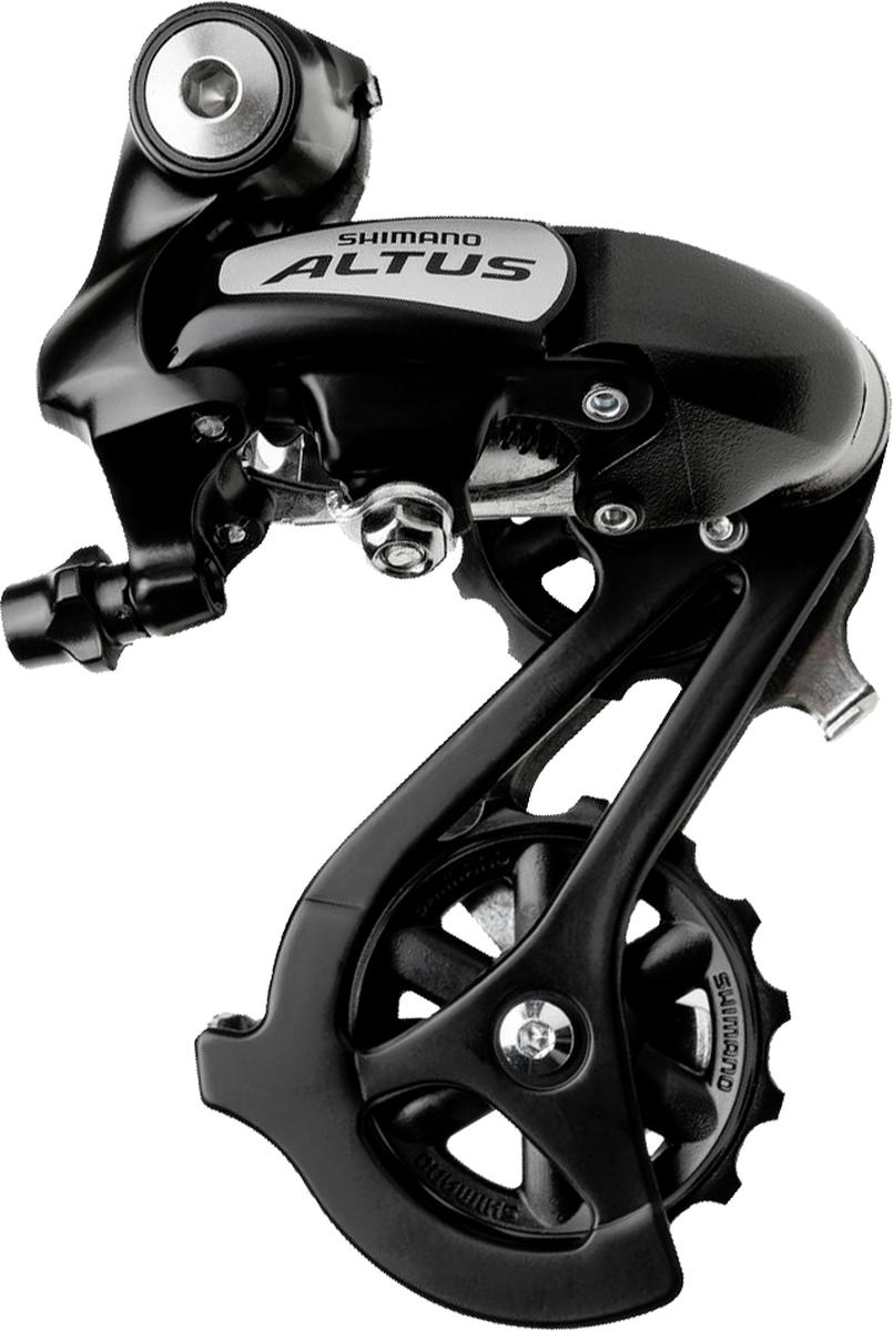 Переключатель задний Shimano Altus M310, 7/8 скоростей, цвет: черный виниловые обои as creation versace 3 34903 4