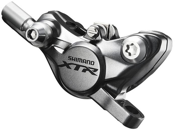 Калипер гидравлических тормозов Shimano M9000 post mount, G02A, без адаптера трос для гидравлических тормозов системы magura bbb bcb 80m