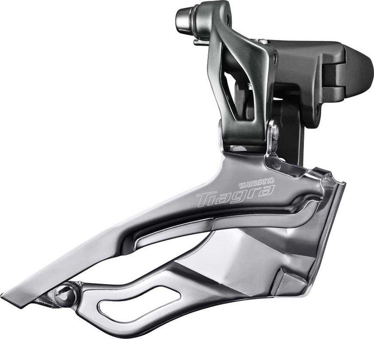 Переключатель передний Shimano Tiagra 4700, на упор, 2 x 10 скоростейIFD4700FПереключатель передний Shimano Tiagra FD-4700 2х10 скоростей