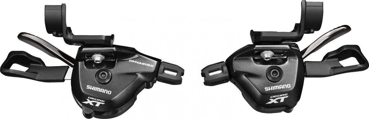 Шифтер Shimano XT M8000, 2/3 x 11 скоростейISLM8000PA2Эргономичная конструкция для удобства использования Переключение сзади легче на 20% Новая конструкция заднего переключателя Shadow с оптимизированным углом наклона Новый трос переключения с новой технологией сверхнизкофрикционного покрытия Длиннее корпус ручки