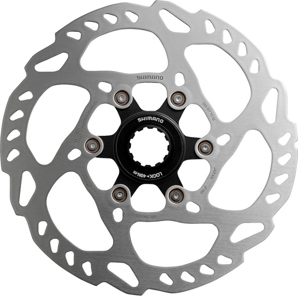 Тормозной диск Shimano SLX RT70, 203 мм