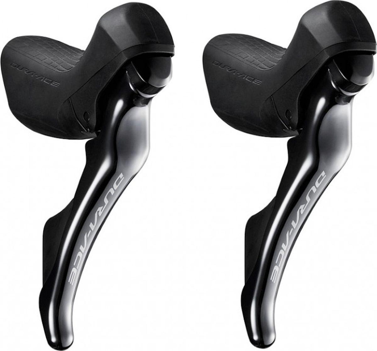 Шифтер/Тормоз Shimano Dura-Ace R9100, 2 x 11 скоростейISTR9100PAШифтер/тормозная ручка Shimano Dura-Ace ST-R9100, комплект 2x11 скоростей, трос и оплетка.