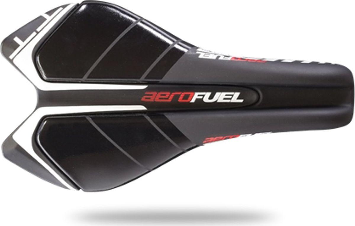 Cедло велосипедное Pro Aerofuel TT, 142 мм, цвет: черныйPRSA0124Седло PRO, Aerofuel TT, 142мм, черный