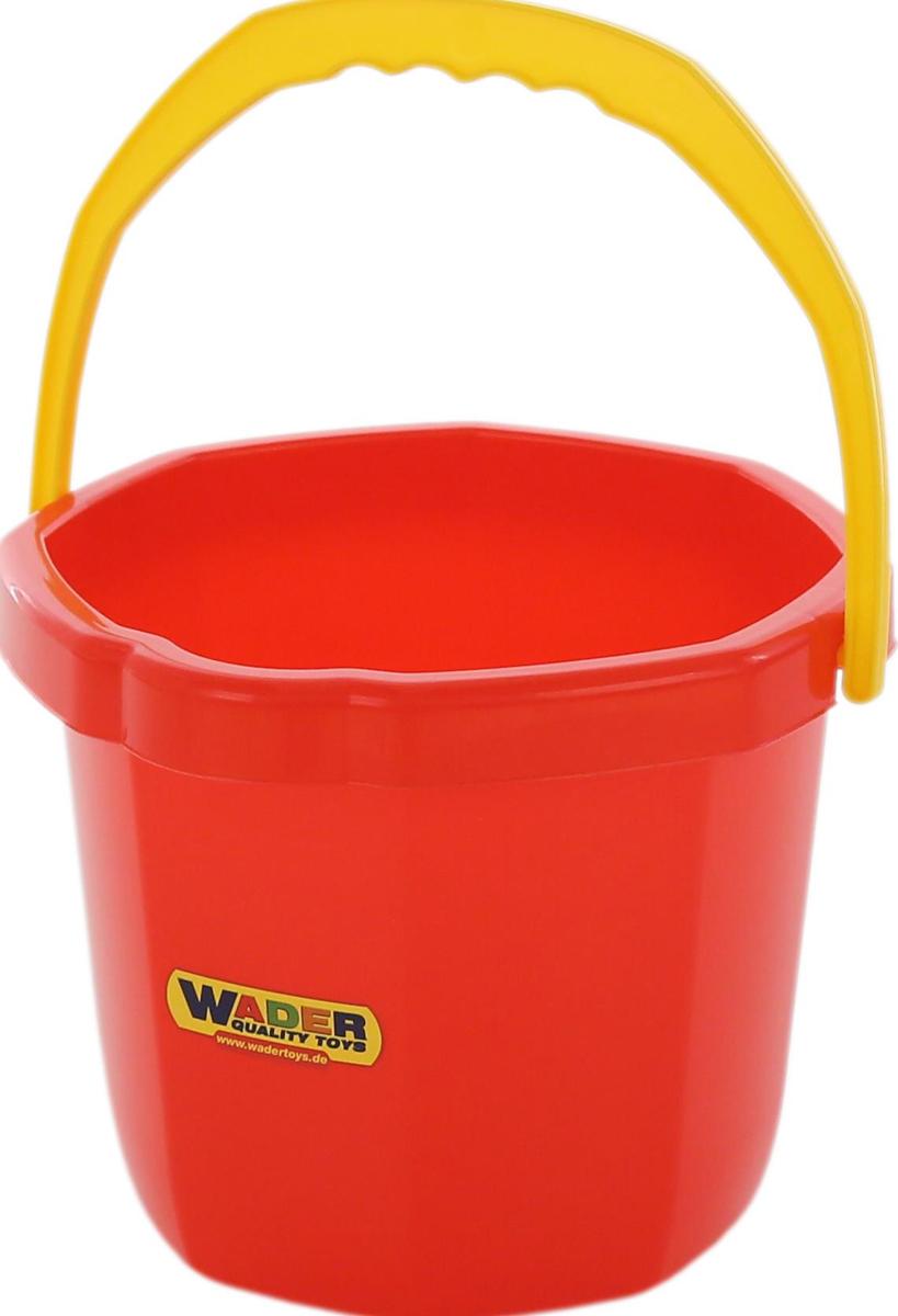 Полесье Игрушка для песочницы Ведро №10 полесье игрушка для песочницы формочки пирожок рогалик 2 шт