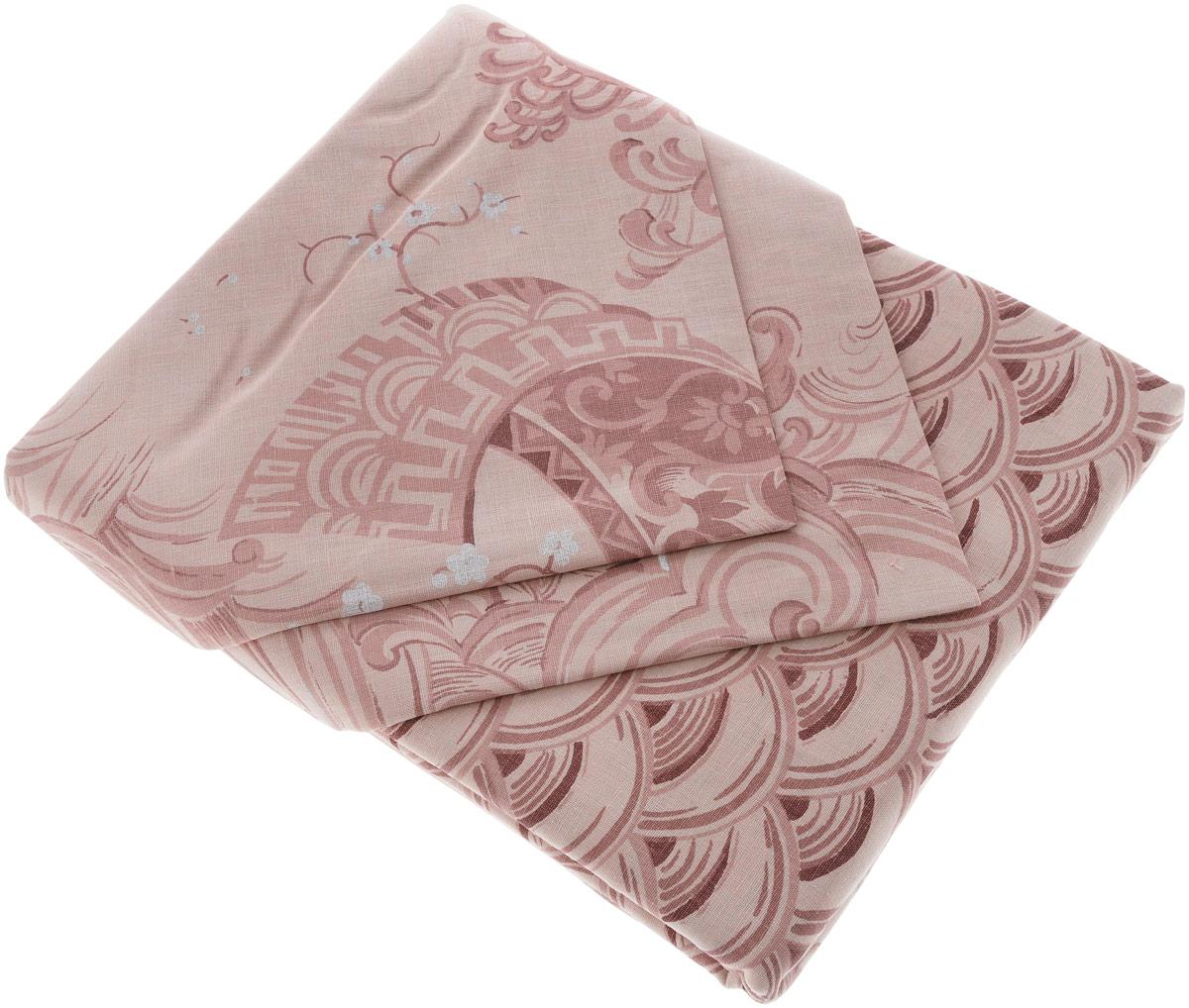 Комплект белья Гаврилов-Ямский Лен, 2-спальный, наволочки 70x70. 62645со6264Комплект постельного белья Гаврилов-Ямский Лен состоит из простыни, пододеяльника и двух наволочек. Изделия выполнены изо льна с добавлением хлопка (50% лен, 50% хлопок) и дополнены оригинальным рисунком. Лен - поистине уникальный природный материал, экологичнее которого сложно придумать. Изделия изо льна отличаются долгим сроком службы, не линяют, выдерживают множество стирок и сохраняют безупречный внешний вид долгое время. Льняное постельное белье обладает уникальными потребительскими свойствами - оно даст вам ощущение прохлады в жаркую ночь и согреет в холода.