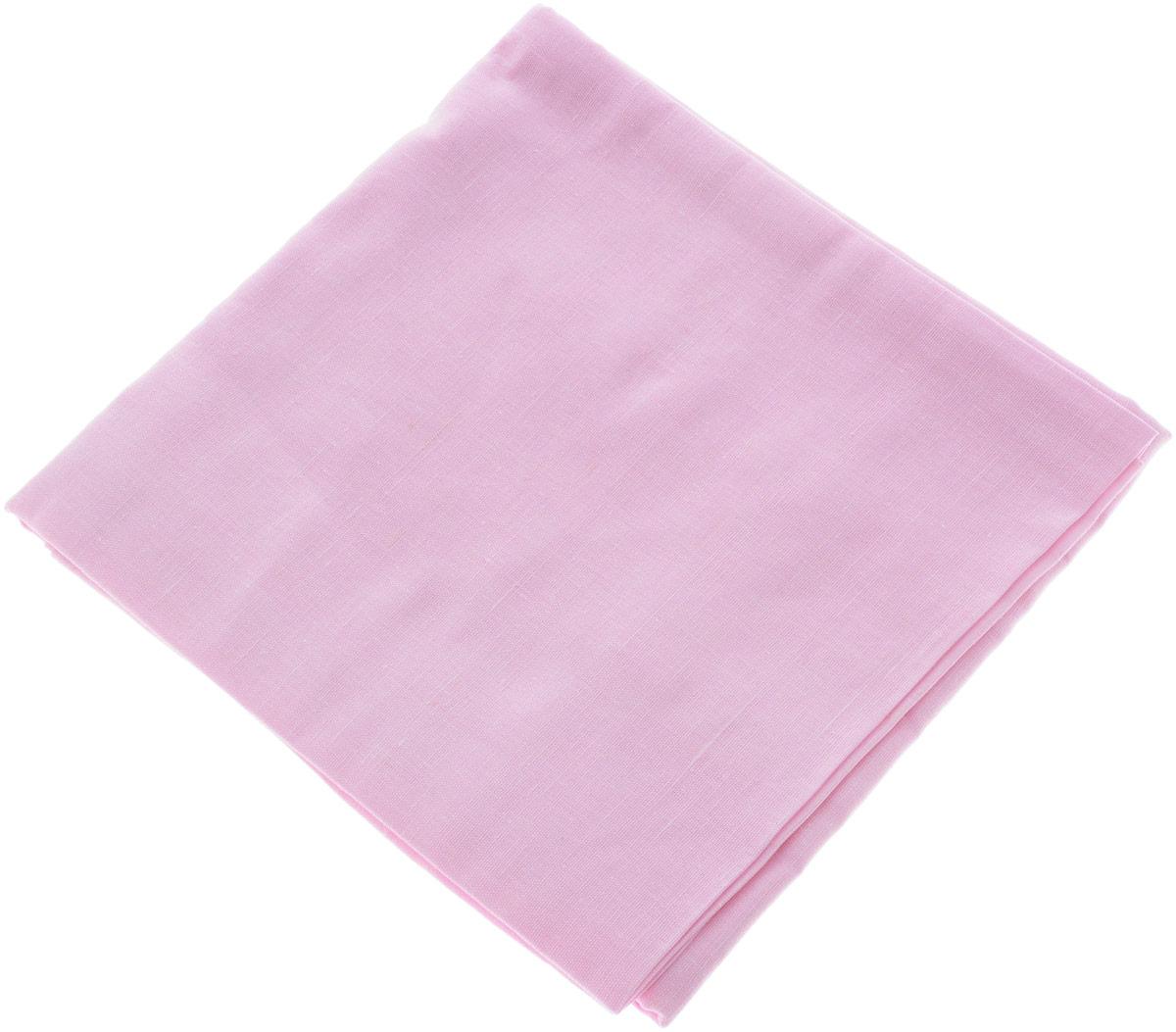 Наволочка Гаврилов-Ямский Лен, цвет: розовый, 70 х 70 см. 5со8395со839Наволочка Гаврилов-Ямский Лен выполнена изо льна с добавлением хлопка. Лен - поистине уникальный природный материал, экологичнее которого сложно придумать. Изделия изо льна отличаются долгим сроком службы, не линяют, выдерживают множество стирок и сохраняют безупречный внешний вид долгое время. Льняное постельное белье обладает уникальными потребительскими свойствами - оно даст вам ощущение прохлады в жаркую ночь и согреет в холода. История льна восходит к Древнему Египту: в те времена одежда изо льна считалась достойной фараонов. На Руси лен возделывали с незапамятных времен - изделия из льняной ткани считались показателем достатка, а льняная одежда служила символом невинности и нравственной чистоты.