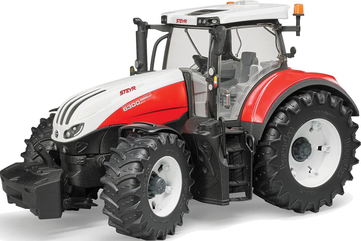 Bruder Трактор Steyr 6300 Terrus CVT бу двигатель на трактор