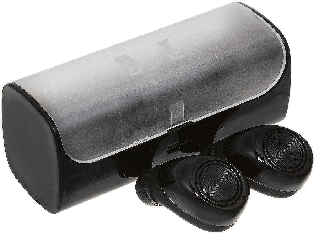 Mettle TWS-10, Black беспроводные наушникиMT-TWS-1006Наушники Mettle TWS-10 выполнены в стильном современном дизайне, можно выбрать одну из семи расцветок. Чистый звук, удобство в носке, долговечность и практичность. Левый и правый наушники имеют полную функцию Bluetooth-гарнитуры, которые можно использовать как отдельно, так и в паре. Наушники имеют двухрежимный Bluetooth 4.1 и сверхнизкое энергопотребление.