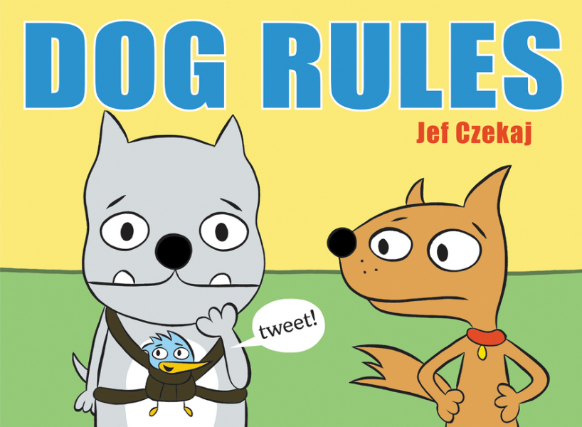 Dog Rules lessons in laughing out loud