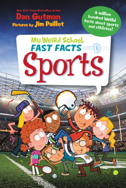 My Weird School Fast Facts: Sports my weird school goes to the museum level 2