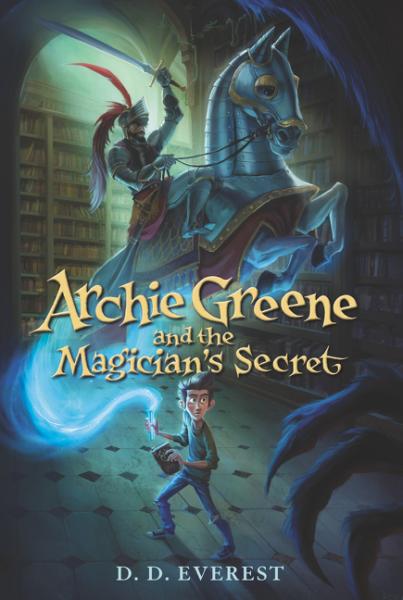 Archie Greene and the Magician's Secret петля дверная archie a010 d 100x70x3 2h r