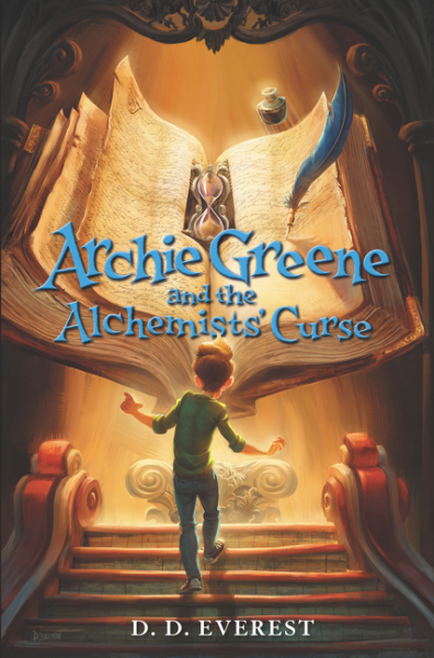 Archie Greene and the Alchemists' Curse graham greene graham greene collected essays