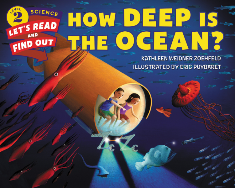 How Deep Is the Ocean? baricco a ocean sea