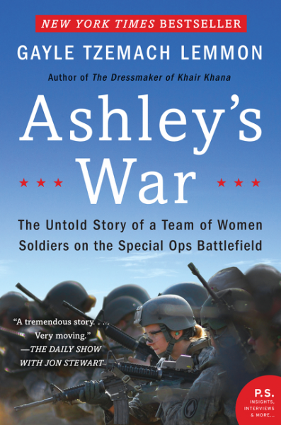 Ashley's War war and women