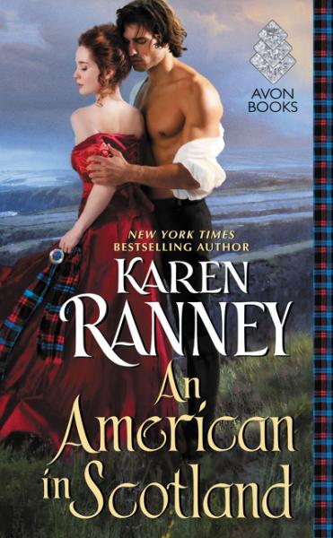 Фото An American in Scotland