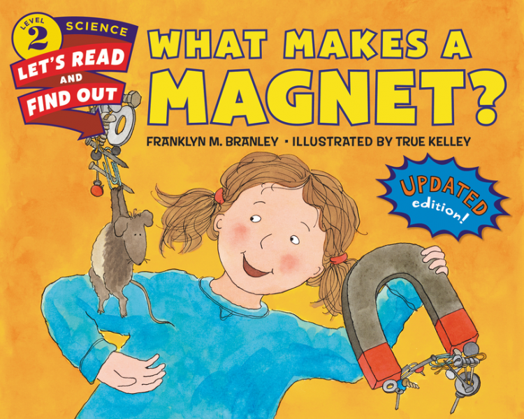 What Makes a Magnet? trouble makes a comeback