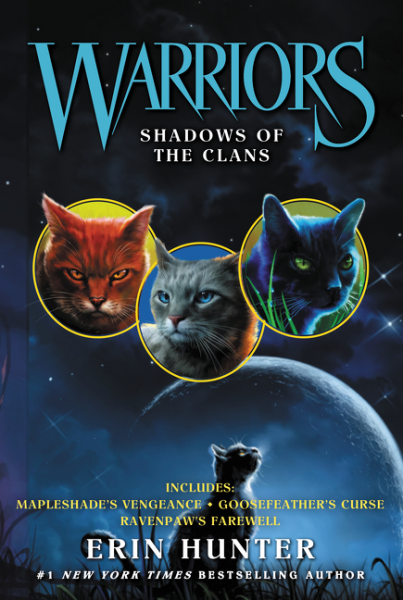 Warriors: Shadows of the Clans secret warriors the complete collection volume 1