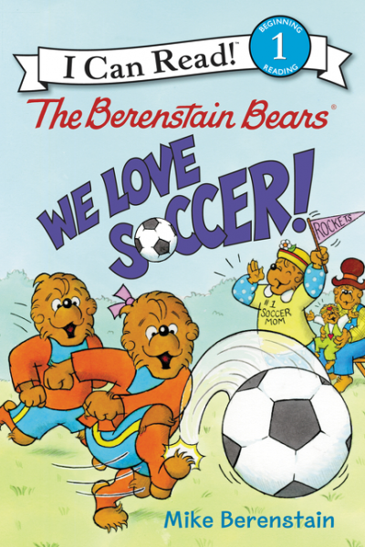 купить The Berenstain Bears: We Love Soccer! по цене 1428 рублей