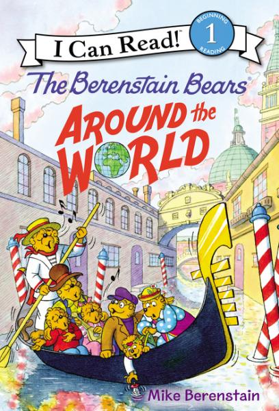 купить The Berenstain Bears Around the World по цене 1428 рублей