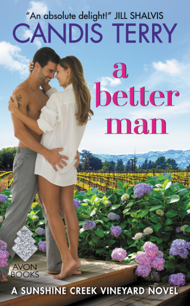 A Better Man what she left