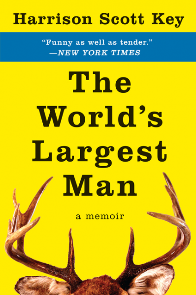 The World's Largest Man roy a the god of small things