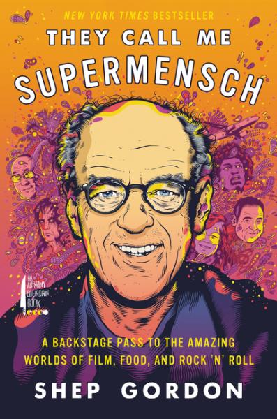 They Call Me Supermensch sylvester
