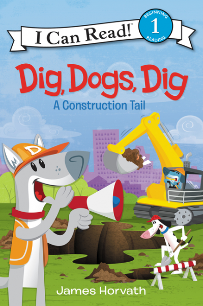 Dig, Dogs, Dig look and learn dig
