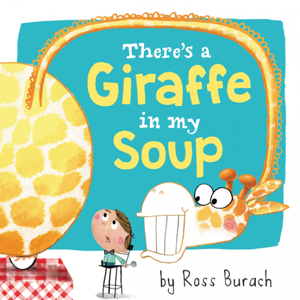 There's a Giraffe in My Soup found in brooklyn
