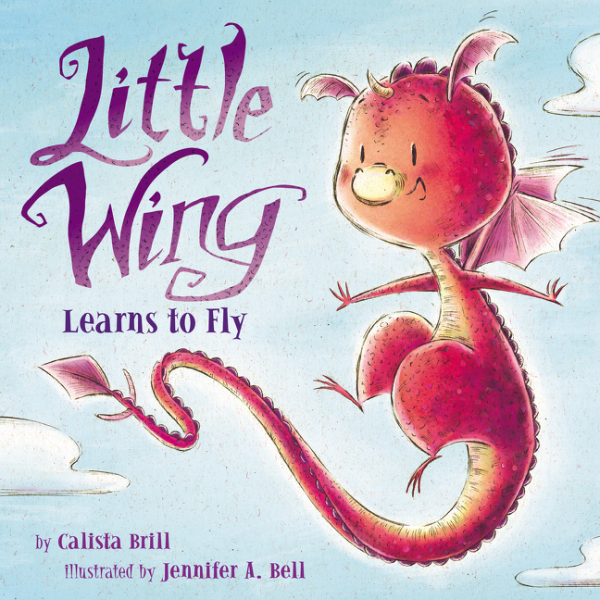 Little Wing Learns to Fly charlie chick learns to fly
